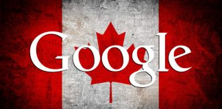 Google Canadá