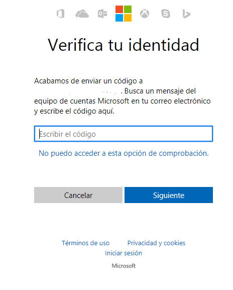 login hotmail iniciar sesion