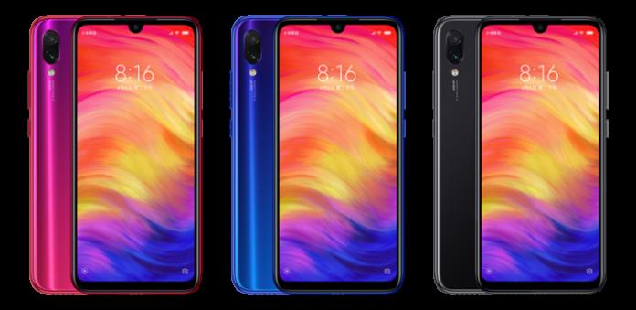 Xiaomi Redmi Note 7 por 144 euros